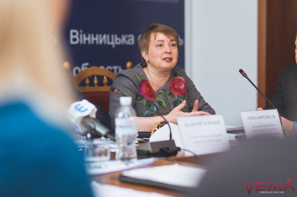 Ірина Френкель: Життя необхідно пити великими ковтками