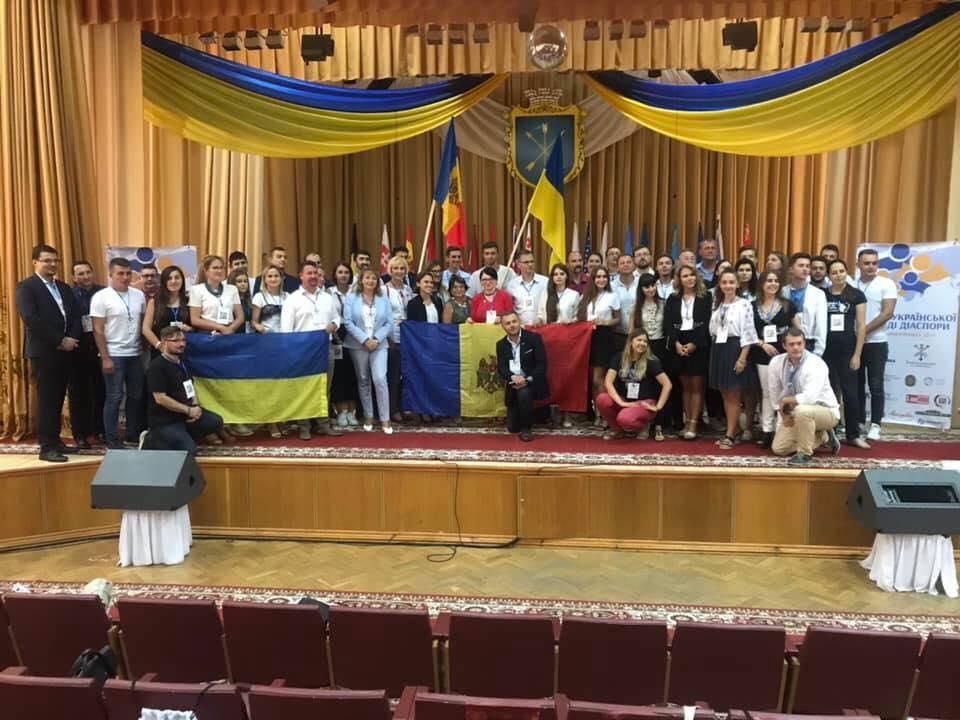 У Хмельницькому відбулось офіційне відкриття Форуму української молоді діаспори