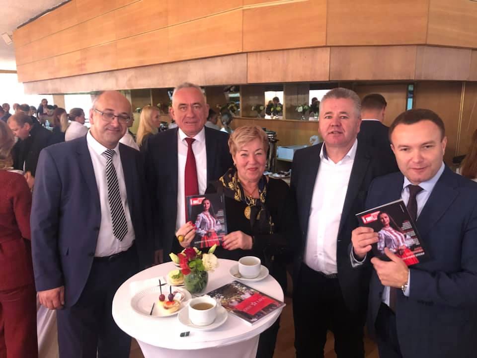 У Житомирі відбувся ІІ Форум регіонів України та Республіки Білорусь
